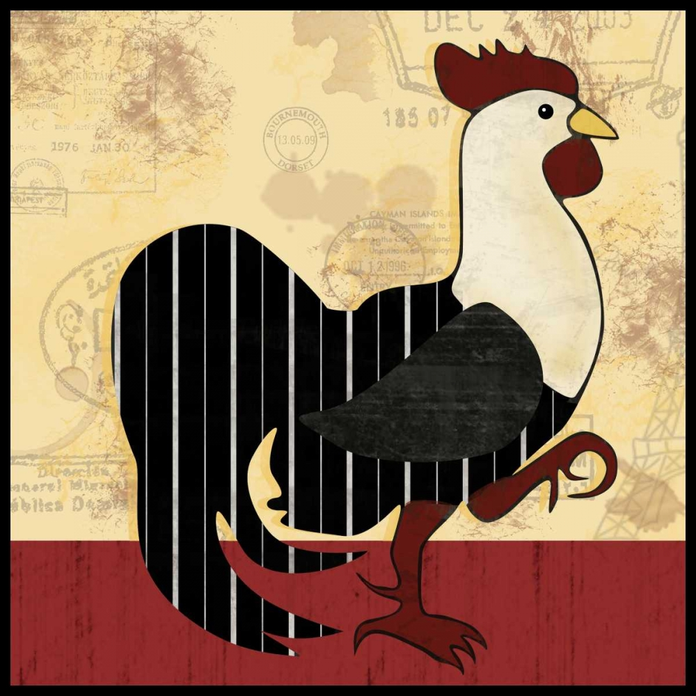 willem blaeu rooster