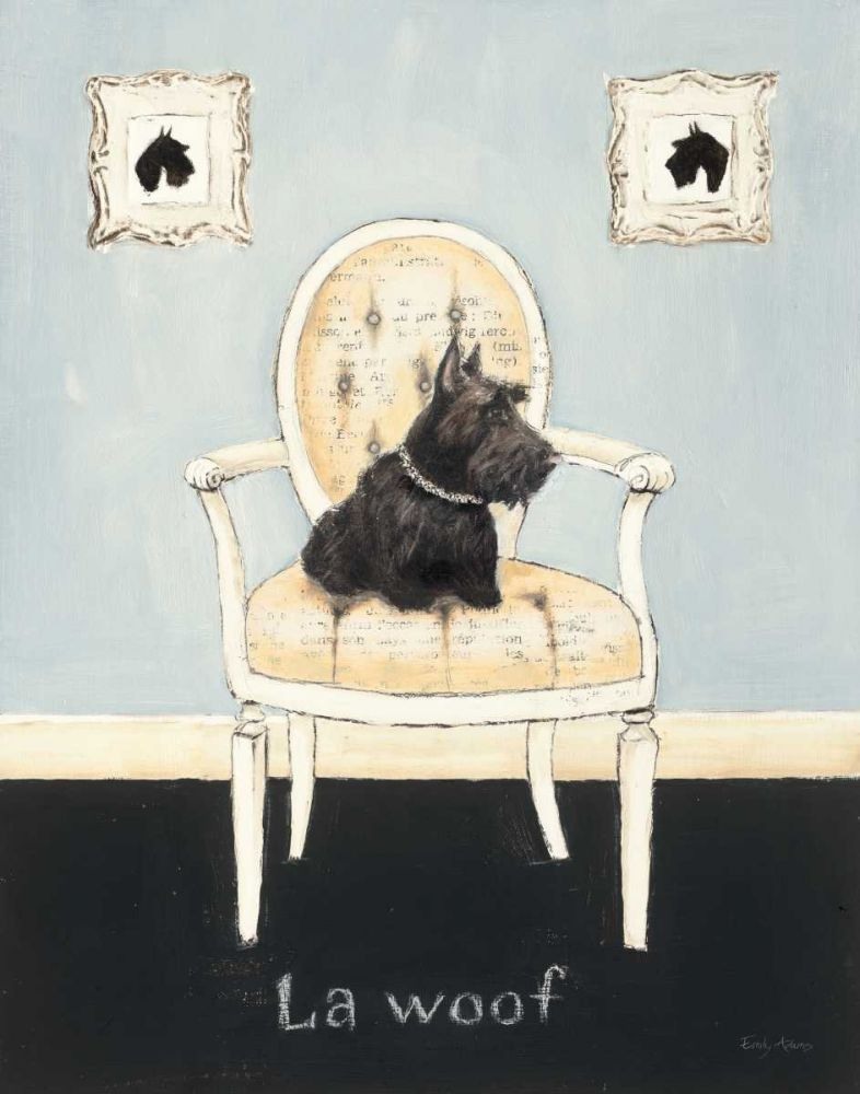 kunstdruck auf leinwand 100 baumwolle la woof fertig. Black Bedroom Furniture Sets. Home Design Ideas