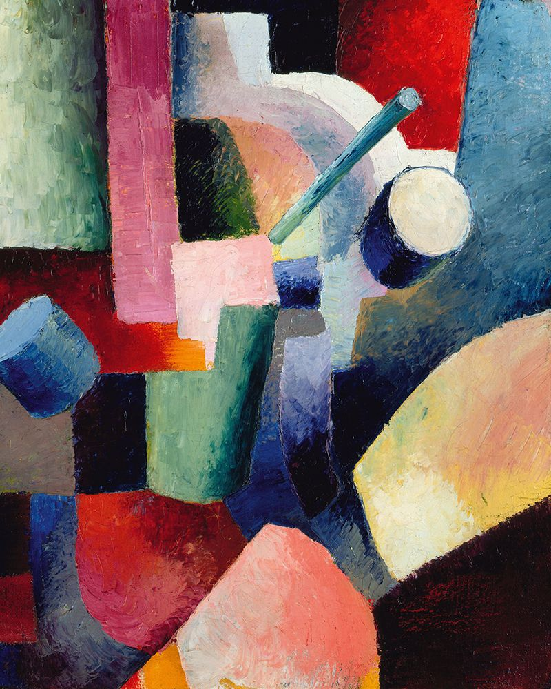 Colored Composition of Forms
