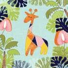 Jungle Giraffe Leaves