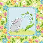 Meadow Bunny I