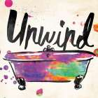 Unwind Colorful Bath