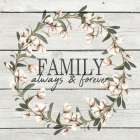Family Always and Forever - Allen Kimberly