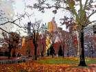 Urban Autumn - Sarah Ghanooni