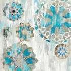 Suzani Blue I