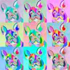 Pup Art - Gina Ritter