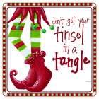 Tinsel in aTangle - Gina Ritter