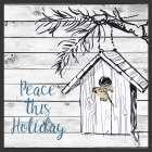Peace this Holiday - Lanie Loreth