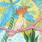 Playful Parrot - Elizabeth Medley