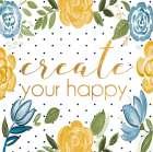 Create your Happy - Ani Del Sol