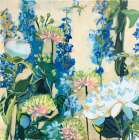 Into the Wild Flowers I - Shelby Dillon