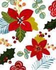 Modern Poinsettias - Lanie Loreth