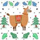 Holiday Llama - Ani Del Sol