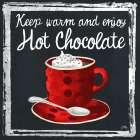 Whimsical Hot Cocoa Holiday III - Elizabeth Medley