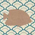 Patterned Sealife I
