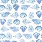 Coastal Birds Pattern IV