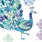 Jewel Peacocks III