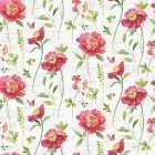 Pink Garden Step 01