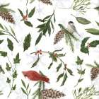 Peace and Joy Pattern VIII - Sara Zieve Miller