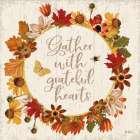 Fall Garden V