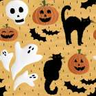 Haunted Hallowee Pattern IV
