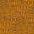 Vintage Halloween Pattern I - Sara Zieve Miller