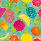Tutti Frutti Pattern IIIB - Farida Zaman