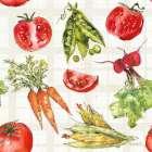 Veggie Market Pattern IA - Anne Tavoletti