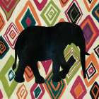 African Animal I Jewel - Farida Zaman