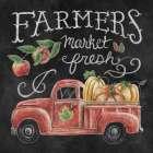 Harvest Chalk VII - Mary Urban