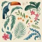 Jungle Love III Cream - Janelle Penner