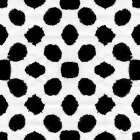Aquarelle Black and White IX