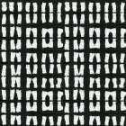 Aquarelle Black and White XII