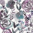 Blooming Plum Garden I