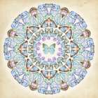 Prosperity Mandala III - Melissa Wang