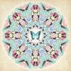 Prosperity Mandala IV - Melissa Wang