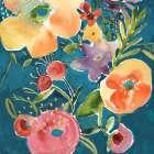 Abundant Florals I - Chariklia Zarris