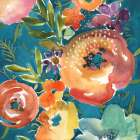 Abundant Florals II - Chariklia Zarris