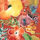 Abundant Florals III - Chariklia Zarris
