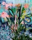 Opulent Floral Strokes IV - Tara Daavettila