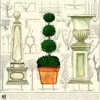 Garden Topiary - Ginny Joyner