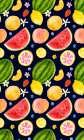 Fresh Fruit Collection E