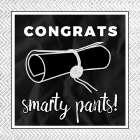 Smarty Pants Silver - Aubree Perrenoud