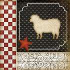 Country Kitchen - Sheep