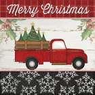 Merry Christmas Truck