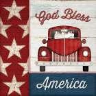 God Bless America - Jennifer Pugh