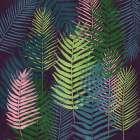 Dark Palms II - Linda Woods
