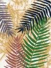 Tropical Leaves III - Linda Woods