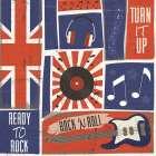Rock and Roll Americana Pattern IV -  ND Art