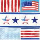 Americana Pattern III -  ND Art
